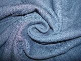 Blanc de tissu de chiffon de jute d'extension de T/R