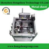 Металлический лист Кита профессиональный изготовленный на заказ изготовляя с процессом CNC подвергая механической обработке
