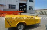 7FT*6 pies en el exterior Australia Caravana Caravana remolque remolque con carpa