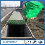 Plastik-GRP Fußboden-Vergitterung des China-Lieferanten-