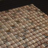 Mattonelle di mosaico di vetro dell'oro di alta qualità per la decorazione della parete