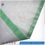 Белый 50кг PP тканый мешок для сельского хозяйства упаковки