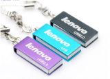 64GB 소형 금 USB 섬광 드라이브