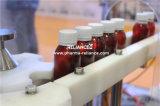 Enchimento oral do líquido/solução/xarope, e tampar/selagem/máquina de Monoblock