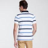 Chemise de polo faite sur commande de Mens de couleur de type occasionnel d'hommes d'été de qualité