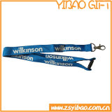 Qualitäts-kundenspezifische Polyester-Silk Bildschirm-Abzuglinien/Abzuglinie mit Identifikation-Kartenhalter (YB-l-003)