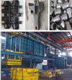 Nuevo línea de proceso del bastidor de la manera V para la aleación de aluminio
