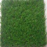 Cascalho artificial de quatro cores verde de 33 mm para jardim