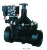 2 manier IP 65 Npt 2  Water, Gas, de Vloeibare Lage Klep van de Solenoïde van de Macht Plastic (ysa-50)