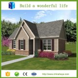 우수 품질 판매를 위한 호화스러운 조립식 모듈 강철 별장 집