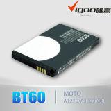 Batería del teléfono móvil de Motorola Bt60
