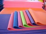 TPE PVC EVA NBR Tapis de Yoga, Tapis de Yoga Fabricant, Eco Matt Yoga anti-patinage