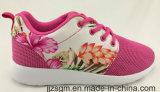 Schöne chinesische Blumen-Muster-beiläufige Schuhe für Dame