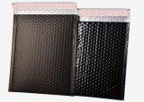 黒いアルミニウムフィルムのプラスチック・バッグ