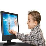 Scherm van de interactieve LEIDENE LCD het Infrarode Aanraking