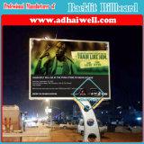 Buen diseño al aire libre LED retroiluminada Billboard Publicidad Display