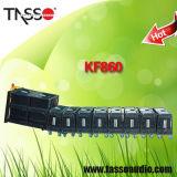 Linearray Sound System pour l'étape de performances (KF860)