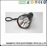 5W 220lm Aluminium-Taschenlampe der Leistungs-LED