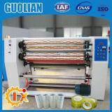 O fornecedor Gl-215 dourado imprimiu a talhadeira da fita de BOPP