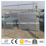 Rete fissa provvisoria d'acciaio portatile, rete fissa del metallo, rete fissa della rete metallica
