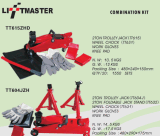 "1500lb Large 14 "" Lifting AreaのLiftmaster 680kg Motorcycle Bike Lift ATVジャック"