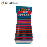 Slipcase를 위한 판지 카운터 전시 포장 상자