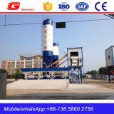 Автоматическая разгрузка ковша 25м3/ч конкретные станции смешения воздушных потоков на продажу (HZS25)
