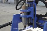 Ranurador cuadrado 6090 del CNC del carril de Hiwin, del estudio del Nc, de la perforación de escritorio del PWB y de la fresadora