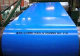 La toiture de Dx51d/SGCC/ASTM a enduit la bobine d'une première couche de peinture en acier enduite par couleur galvanisée Gi/PPGI chaude/laminée à froid