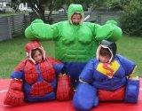 Тренеров надувные костюмы сумо