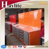 Оптовый шкаф инструмента стальной плиты с ящиками