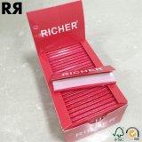 Langsame brennende Zigaretten-einzelnes Breiten-Walzen-Papier
