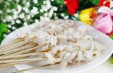揚げられていた食糧タケ使い捨て可能な焼串および棒