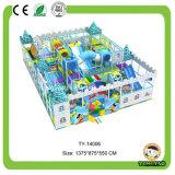 ジャングルの主題の屋内柔らかい運動場の遊園地(TY-20140299)
