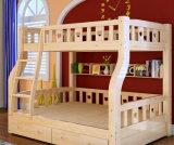 Твердая деревянная кровать нары детей кроватей нары комнаты кровати (M-X2206)