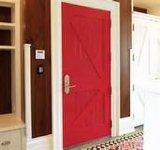 ULおよびBm Tradaとの木のFire Door
