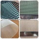 Tessuto di maglia insonorizzato a prova di fuoco rivestito del PVC per la maglia della rete della costruzione