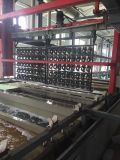Zylinder-Zink-Überzug-Zeile