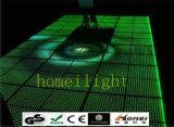 Tuile visuelle de Dance Floor de qualité pour l'étape, usager, disco, lumière d'événement