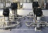 Professionelles umgekehrte Osmose-Grundwasser-Filter-System mit rückseitiger waschender Einheit