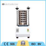 Máquina do abanador da peneira para a análise granulométrica por peneiramento da partícula no laboratório
