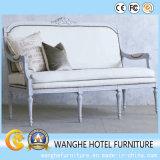 Sofà esterno di vendita caldo del tessuto della mobilia dell'hotel
