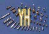 Steel et Brass inoxidables Machining Partie (X26)