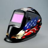 Het auto-verdonkert Masker van het Lassen voor de Certificatie van Ce van de Bescherming van het Gezicht van de Lasser