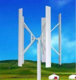 AC 12V/220V 5kw de energía eólica de eje Vertial trifásico turbina (SHJ-VH5000)