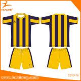 最もよいSelingの衣類の昇華男子フットボールジャージー