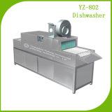 Flat-Type totalmente automático lavavajillas Yz-802