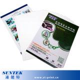 Papel de impressão de transferência de água transparente de jato de tinta GSM 190