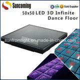 결혼식 Party Club 3D Infinity LED Dance Floor