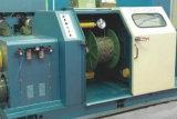 Toronnage de vrillage simple de fil en porte-à-faux à grande vitesse de câble liant la machine